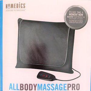 Homedics All Body Shiatsu Massage Pro